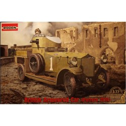BRITISH ARMOURED CAR (PATTERN 1914) 1/35