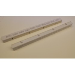 Breadboard power ditributor strips 2x