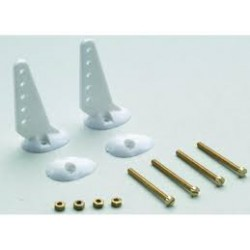 control horns 31mm 5gats p/st.