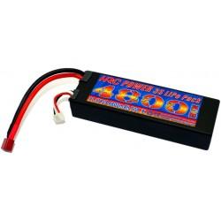 3S lipo 11.1V 4800mAh hardcase accu 70C (DEANS)