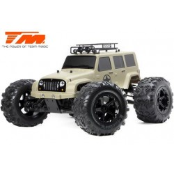 RTRe 1/8 4WD Monster Truck 6S!! Desert color