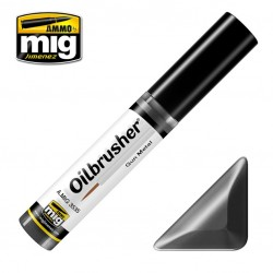 MIG Oilbrusher Steel 10ml.