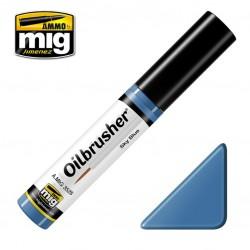 MIG Oilbrusher Sky Blue 10ml.