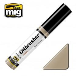 MIG Oilbrusher Dusty earth 10ml.