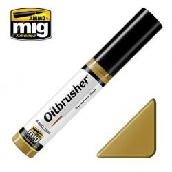 MIG Oilbrusher gold 10ml.