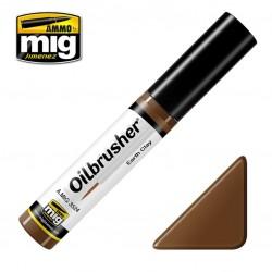 MIG Oilbrusher earth clay 10ml.