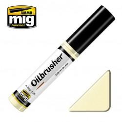 MIG Oilbrusher Yellow Bone 10ml.