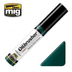MIG Oilbrusher Mecha light green 10ml.