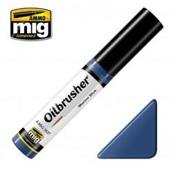 MIG Oilbrusher Marine Blue 10ml.