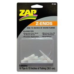 ZAP naaldadapers 10stuks PT-18