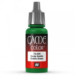 Game color goblin green 17ml.