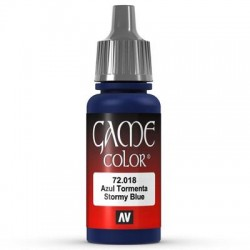 Game color stormy blue 17ml.