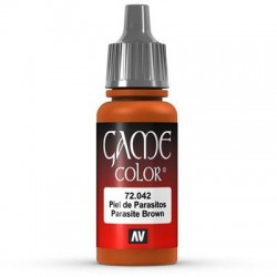 Game color parasite brown 17ml.