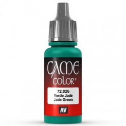 Game color jade green 17ml.