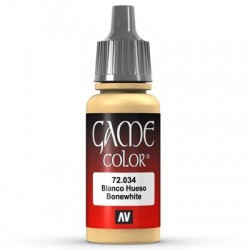 Game color bonewhite 17ml.