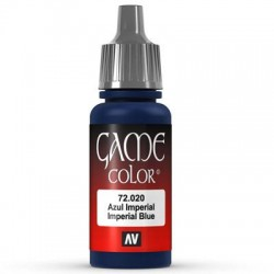 Game color imperial blue 17ml.