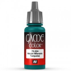 Game color turquoise 17ml.