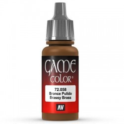 Game color brassy brass 17ml.