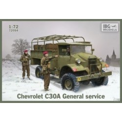CHEVROLET C30A GENERAL SERVICE 1/72