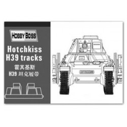 HOTCHKISS H39 TRACKS 1/35