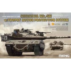 ISRAEL MERKAVA MK.4M 1/35