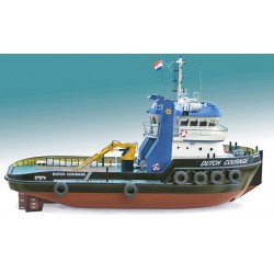 Sleepboot Dutch Courage 87cm EPOXYROMP! 1/32