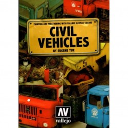 Painting and weathering CIVIL VEHICLES
