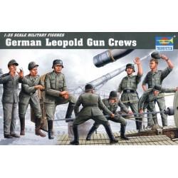 LEOPOLD RAILGUN CREW 1/35