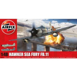 HAWKER SEA FURY FB.11 1/48