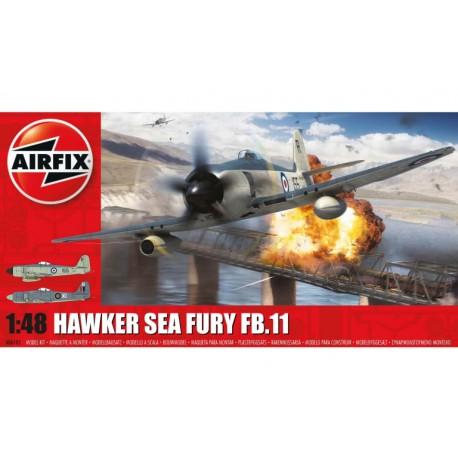 HAWKER SEA FURY FB.11 1/48