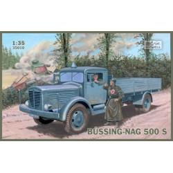 BUSSING NAG 500S 1/35