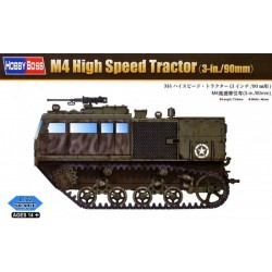M4 HIGH SPEED TRACTOR 1/72