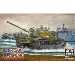 M60A1 PATTON MAIN BATTLE TANK 1/35