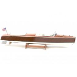 Klassieke motorboot Phantom 69cm