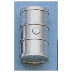 Metalen vat 12x18mm