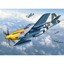 P-51D-5NA Mustang early 1/32 30X35CM