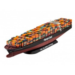 CONTAINER SCHIP COLOMBO 1/700 L-47,9CM