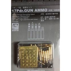 17PDR. GUN AMMO 1/35