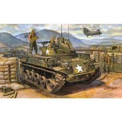M42A1 SELF-PROPPELLED ANTI AIRCRAFT GUN 1/35