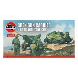 BRENGUN CARRIER & GUN 1/72