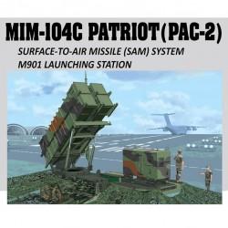 MIM-104C PATRIOT PAC2 1/35