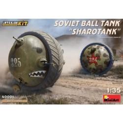 SOVIET BALL TANK 1/35