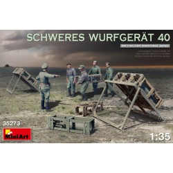 SCHWERES WURFGERAT 40 1/35