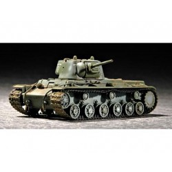 RUSSIAN KV-1 M1942 LIGHTWEIGHT TANK 1/72