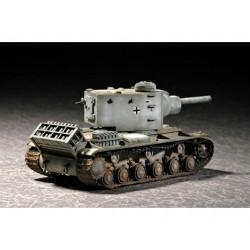 GERMAN PZ.KPFW KV-2 754 (R) TANK 1/72