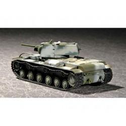 RUSSIAN KV-1 M1941 TANK 1/72