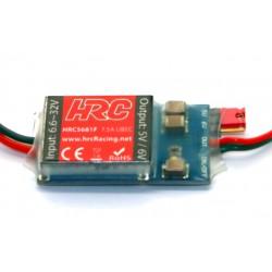 lipo BEC circuit regulator 5/6V 5A 6.6-28V