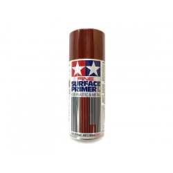 Fine Sur. Primer L Oxide red 180ml.
