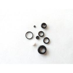 O-Ringen set / afdichtingsringen set voor de Airbrush BD-186