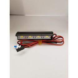 1/10 Monster truck LED roof bar L-73MM H-24MM 4.8-6V
